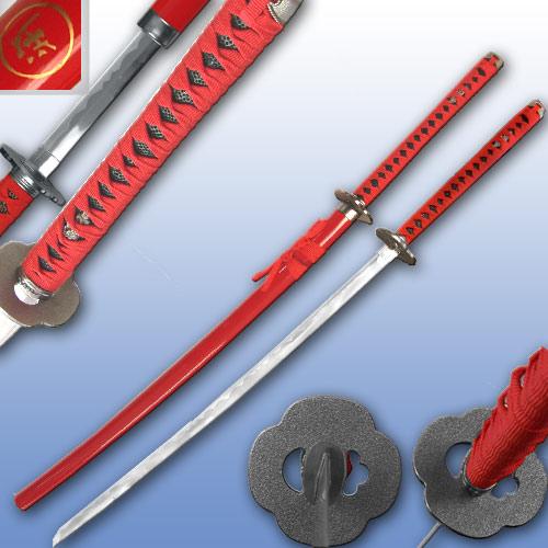 Blood Groove Hand Made Katana samurai sword