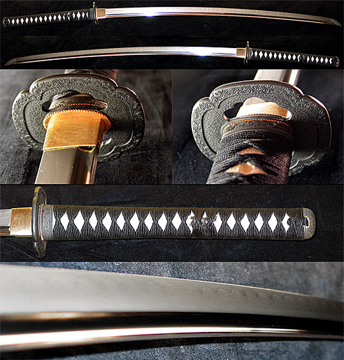 Dynasty Forge Bushi KATANA with HI (29