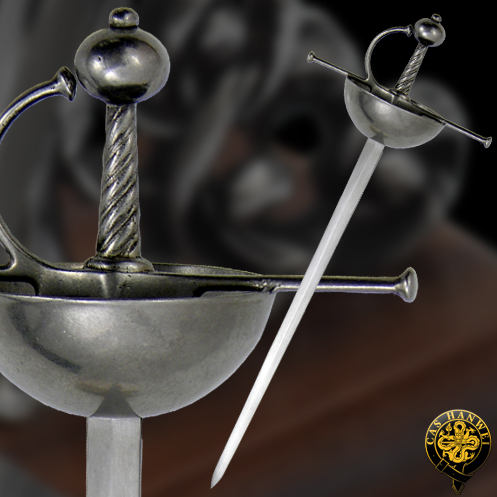Mini Spanish Cup-Hilt Rapier