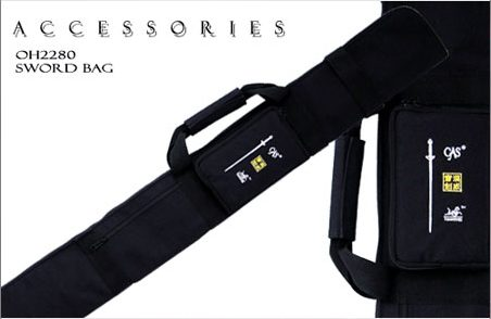 Paul Chen Hanwei ADAM HSU Sword Bag