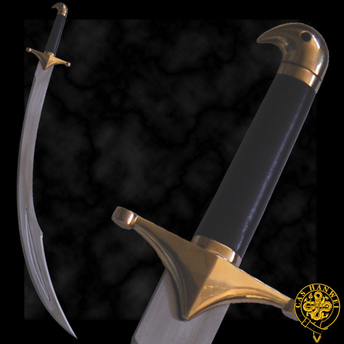 Scimitar Historical Sword