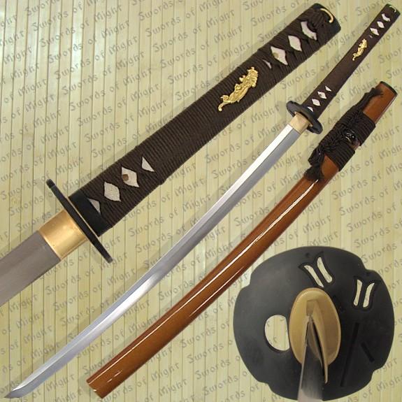 Katsumoto Bushido Samurai Sword