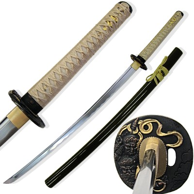 Kawashima Practical Katana Samurai sword
