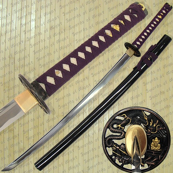 Kawashima Hayari Katana Samurai sword