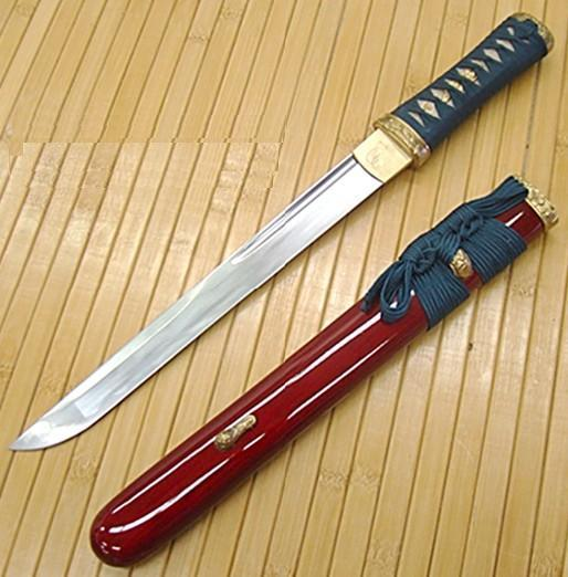 Musashi Japanese Swords Asuka Tanto (RED)