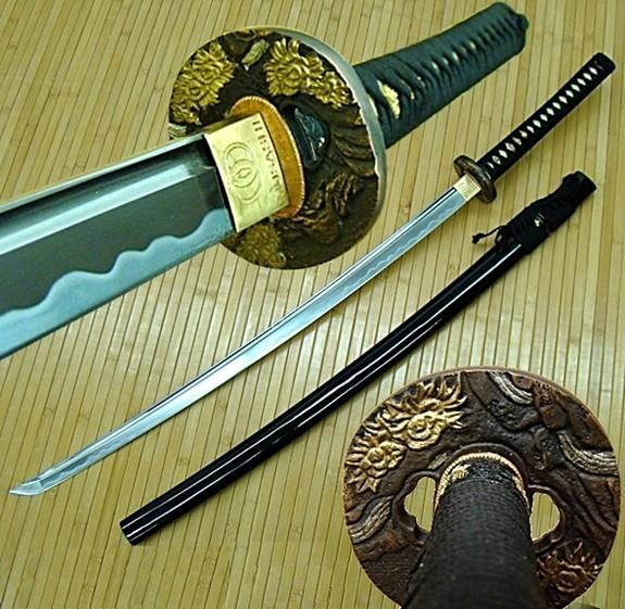 Musashi Furawa Katana Samurai Sword