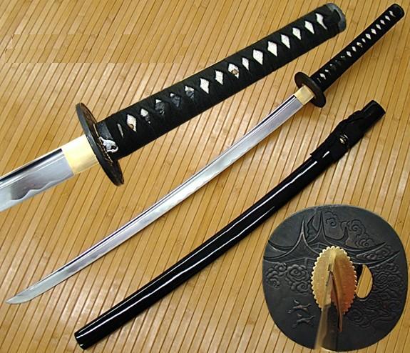 Musashi Ichidou Katana Samurai Sword