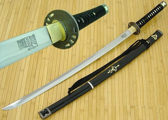 Musashi Japanese Swords Kill Bill (Bride's Sword)
