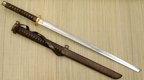 Rittersteel Japanese Swords Ninja Katana
