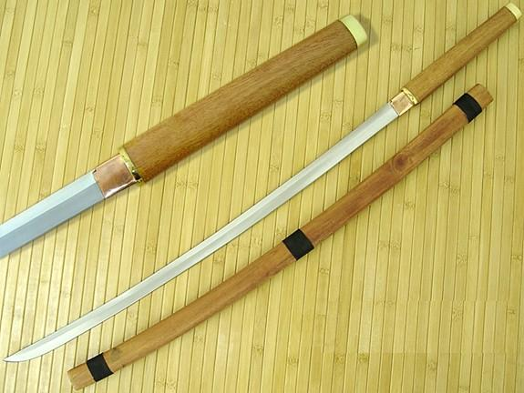 Rittersteel Japanese Swords Katana Shirasaya