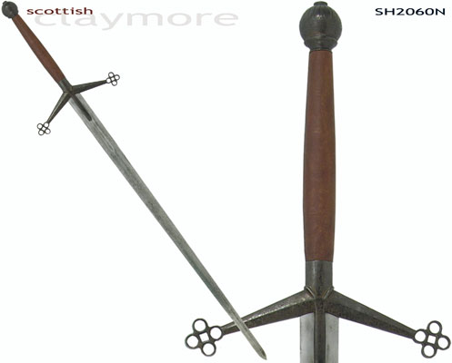 Scottish Claymore Sword (Antique)