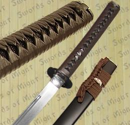 Thaitsuki Furui Shishi Folded Katana Samurai Sword
