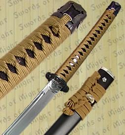 Thaitsuki Roiyaru Sanmai Katana Samurai Sword