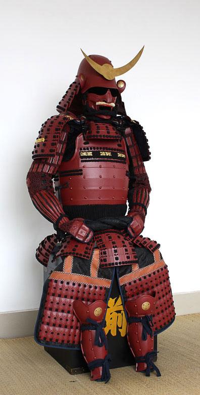 Pin Japanese Samurai Armor On Pinterest