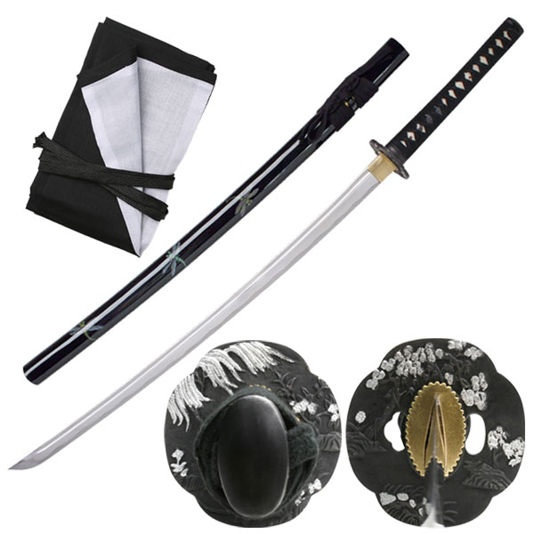 Home > Katana Sword > By Steel > High Carbon > Bushido Japanese S...