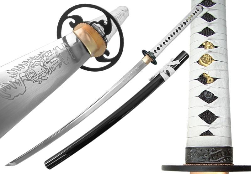 Handmade Real Japanese Samurai Katana Wakizashi Ninja