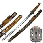 Cheetah Samurai Sword