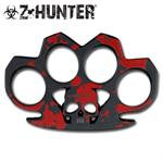 Z HUNTER KNUCKLE RED