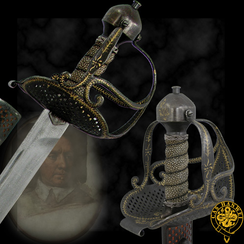 Cromwell English Sword