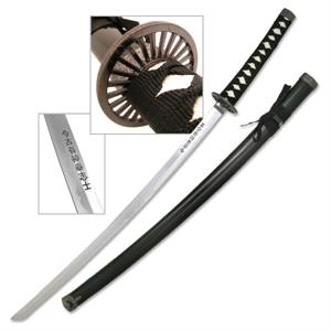 Spoke Guard Last Samurai Sword