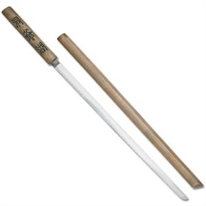 Natural Wood Samurai Sword