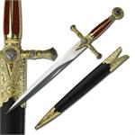 Red Mason Short Sword