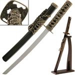 Black & Yellow Letter Opener
