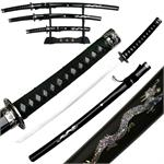 Mother of Pearl Dragon Sword Set