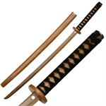 Wooden Samurai Sword